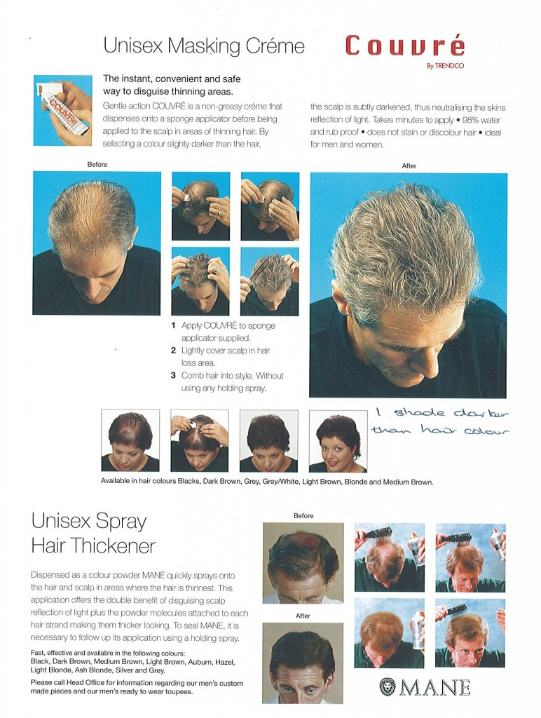 masking solutions for thinning hair - wig world